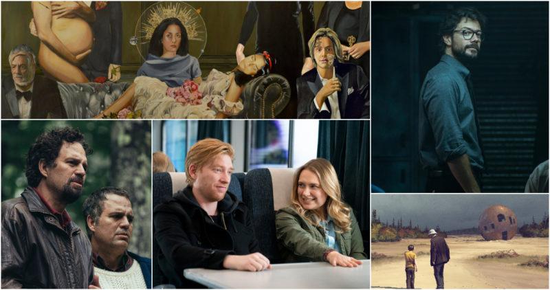 Cinco plataformas lanzan ocho estrenos en abril para divertir a millones que cumplen cuarentena