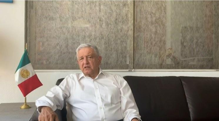 Video: AMLO anuncia acuerdo con hospitales privados para atender Covid-19