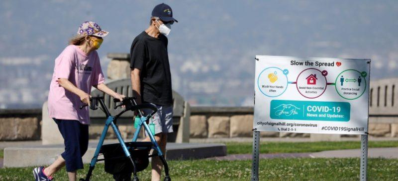 115 fallecimientos en 24 horas por COVID-19 en California