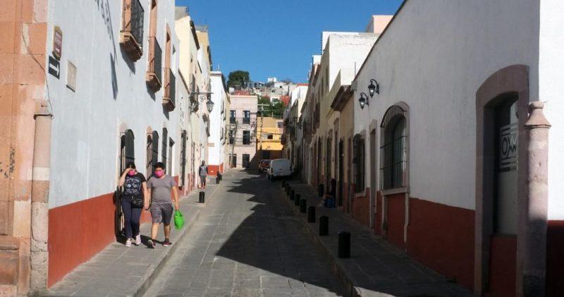 Panorma informativo del COVID-19 en México