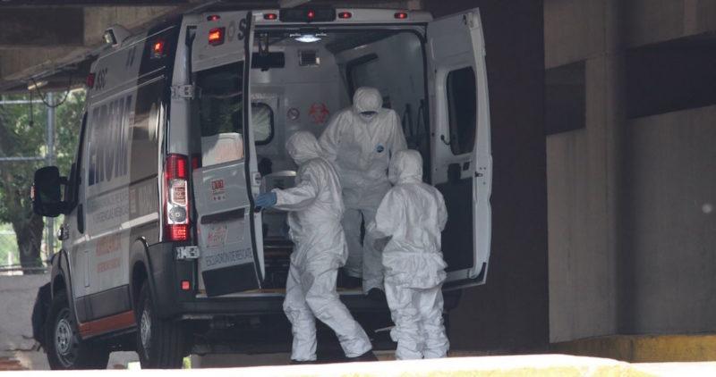 Van 486 muertes por coronavirus en México. Hay 6 mil 297 casos positivos y 12 mil 340 sospechosos. Con modelo centinela, más de 55 mil habrían enfermado