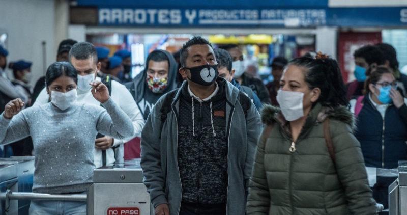 Salud confirma 60 muertes más por COVID-19 en México, y ya van 546. Hay 6 mil 875 casos positivos