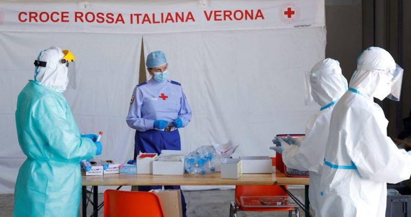 OMS: Más de 181,000 personas han muerto por COVID-19; 2.6 millones se han contagiado en el mundo