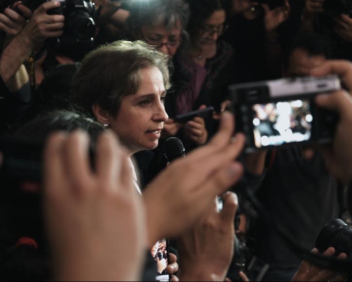 Video: Ambulante trae Silencio radio, el documental de Juliana Fanjul sobre la censura a Carmen Aristegui