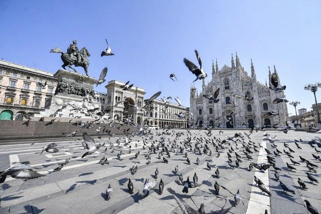 Andrea Bocelli cantará el Domingo de Pascua a la esperanza en un vacío Duomo de Milán. El concierto, en su canal de YouTube