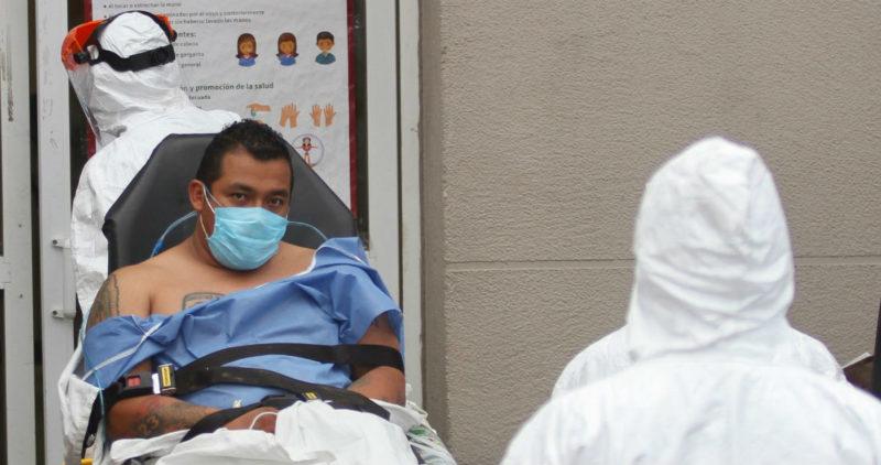Las proyecciones apuntan a que México llegaría hasta 8 mil muertos por COVID-19, afirma López-Gatell