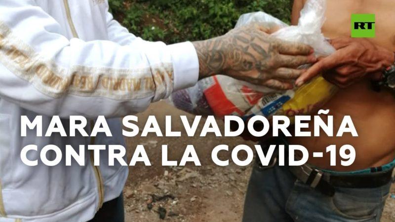 Con ayuda al pueblo necesitado, las pandillas MS-13 y Barrio 18 se convierten en protagonistas contra la epidemia del coronavirus en El Salvador