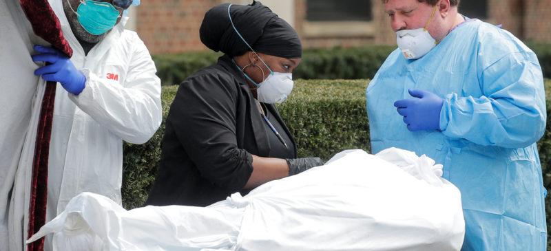 Coronavirus, más letal en Nueva York que los atentados terroristas del 9/11, afirma su gobernador, Andrew Cuomo