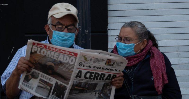 Ya van 79 muertos por COVID-19 en México. Hay, además, mil 890 casos confirmados, informa Salud