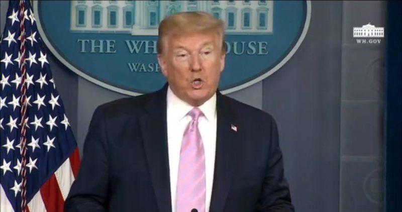 """Video: Trump confirma apoyo a México en la OPEP; """"ellos nos pagarán cuando estén preparados"""", dice"""
