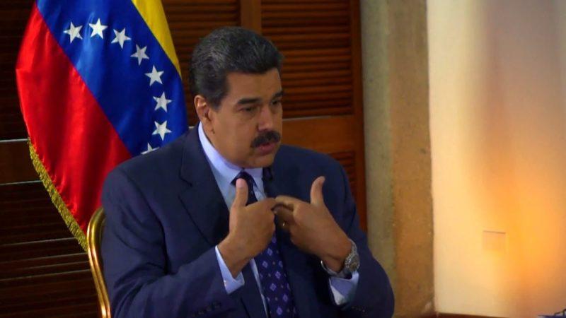 """Video: Maduro llama al pueblo estadounidense a frenar """"las locuras"""" de Trumpo contra Venezuela"""