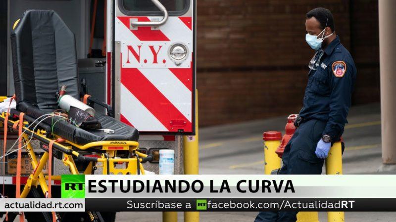 Videos: La cifra de muertes por covid-19 en EE.UU. supera los 10.000