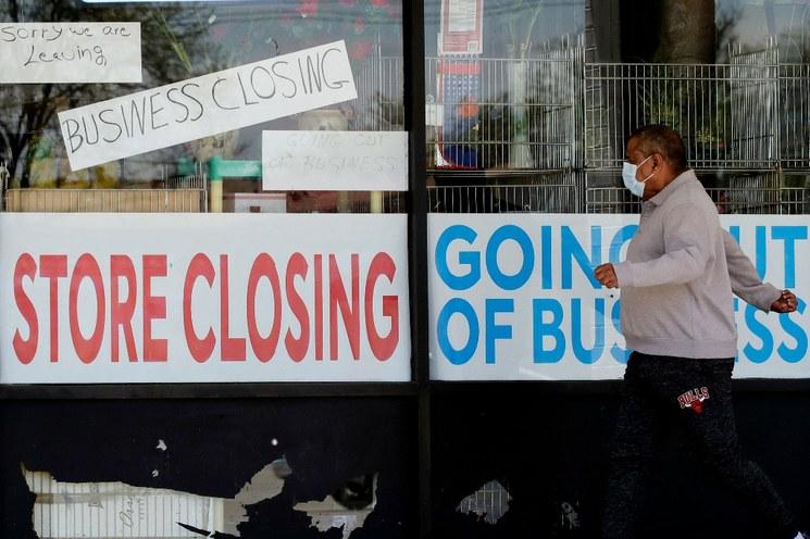 Desempleados en EU superan los 41 millones en 10 semanas