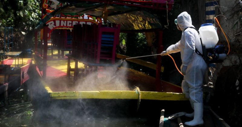 México supera las 2,500 muertes por la COVID-19. Hay 6 mil 708 casos positivos activos: Salud
