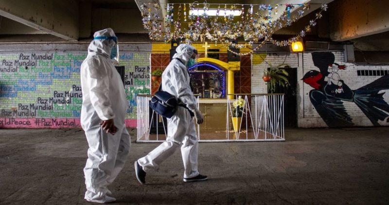 México supera las 3 mil muertes por COVID-19, y hay 8 mil 048 casos confirmados activos: Salud