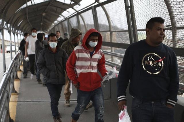 EU deportó a 57 mil 475 mexicanos en el primer trimeste de este año