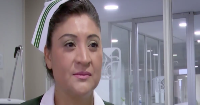 """Zoé Robledo anuncia que hoy ya salió del hospital la """"Jefa Fabiana"""". Que se encuentra bien y en su casa"""