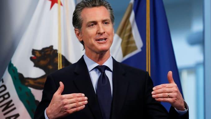 A partir de este viernes, algunas negociaciones van a reiniciar operaciones en California