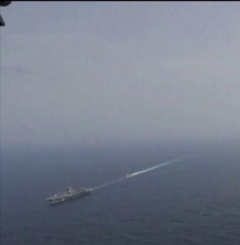 """Videos: EU advierte que """"interpretará como una amenaza"""" a cualquier barco armado que se acerque a menos de 100 metros de sus buques"""