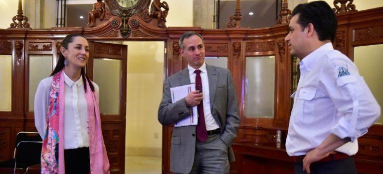 Video: The New York Times es el que está alejado de la realidad, responde Claudia Sheinbaum, jefa de gobierno de la Ciudad de México