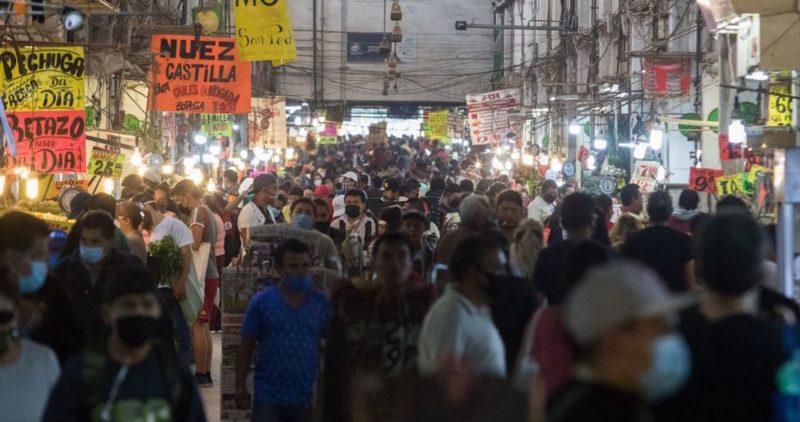 México rebasa las 18 mil muertes por la COVID-19. Hay, además, 21 mil 159 casos confirmados activos