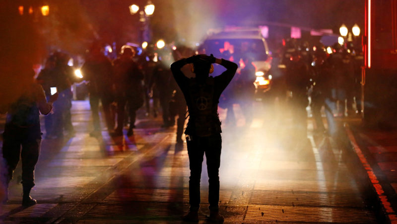 Video: La policía mató a un latino en San Bernardino