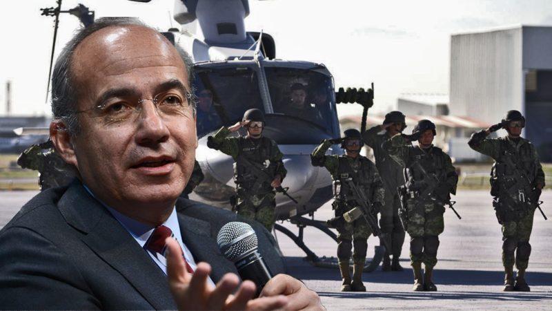 Felipe Calderón no sólo supo del tráfico de armas a México, sino también del monitoreo