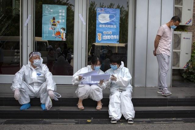 Detecta China coronavirus en el principal mercado mayorista de Pekín