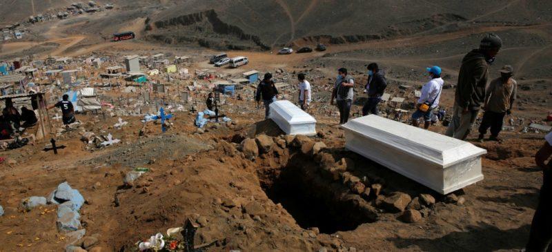 La pandemia del Covid-19 rebasa los 395 mil muertos en el mundo