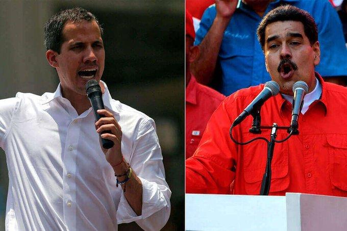 Maduro y Guaidó logran acuerdo para enfrentar al Covid-19 en Venezuela