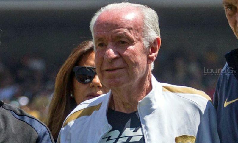 Video: Muere de Covid-19 Aarón Padilla, ex mundialista y pilar de Pumas