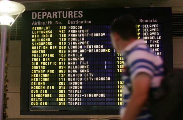Viajeros con coronavirus llegaron en marzo al aeropuerto LAX , nadie advirtió al público y lo propagaron aceleradamente