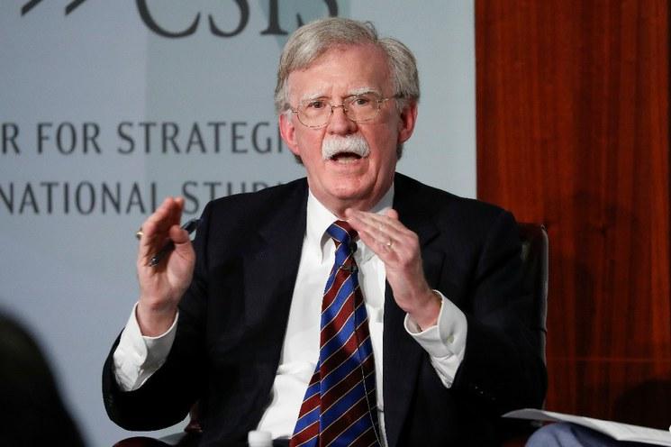 Bolton culpa a Trump por no poder resucitar la Doctrina Monroe
