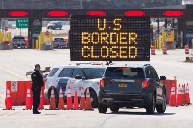 Hasta el 21 de julio, la restricción de tránsito terrestre no esencial en la frontera México-EU