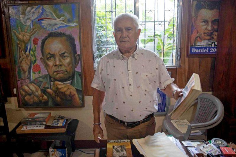 """Murió Eden Pastora, el """"Comandante Cero"""", mítico guerrillero sandinista y luego enemigo de ese movimiento hecho gobierno. Ahora, amigo de Daniel Ortega"""