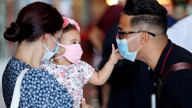 Piden a Junta de Supervisores de Oramge que hagan obligatorio el uso de tapabocas para frenar el contagio del COVID-19