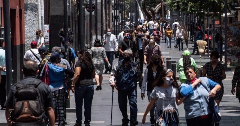 México confirma 504 muertes más por COVID-19, y rebasa las 16 mil. Hay 21 mil 872 casos activos