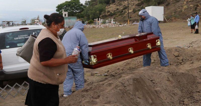 México suma 793 muertes más por la COVID-19, y llega a 23 mil 377. Hay 24 mil 387 casos activos: Salud