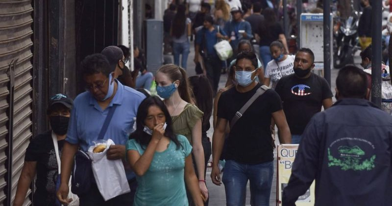 México llega a 27 mil 769 muertes por COVID-19. Hay 23 mil 782 casos confirmados activos, dice Salud