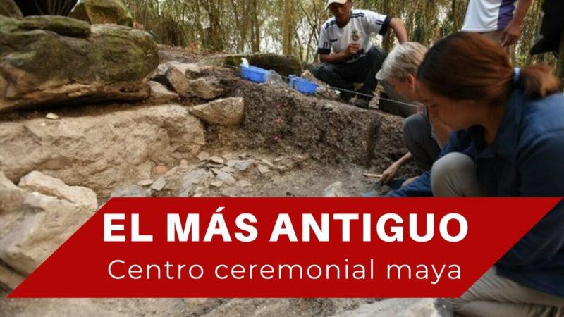 Video: Descubren enorme estructura prehispánica ceremonial en Tabasco que data de al menos 3 mil años