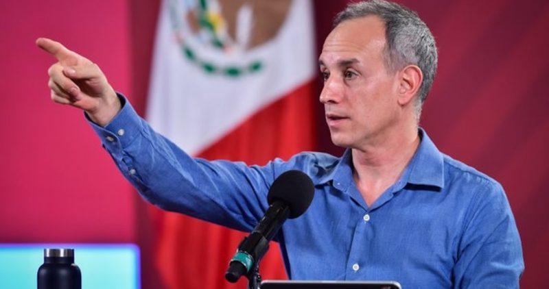 """""""Debemos hallar equilibrios; si hay un rebrote, se retirarán actividades"""", dice López-Gatell"""