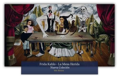 """Pretenden vender """"el mismo falso de Frida Kahlo que circuló el año pasado"""""""