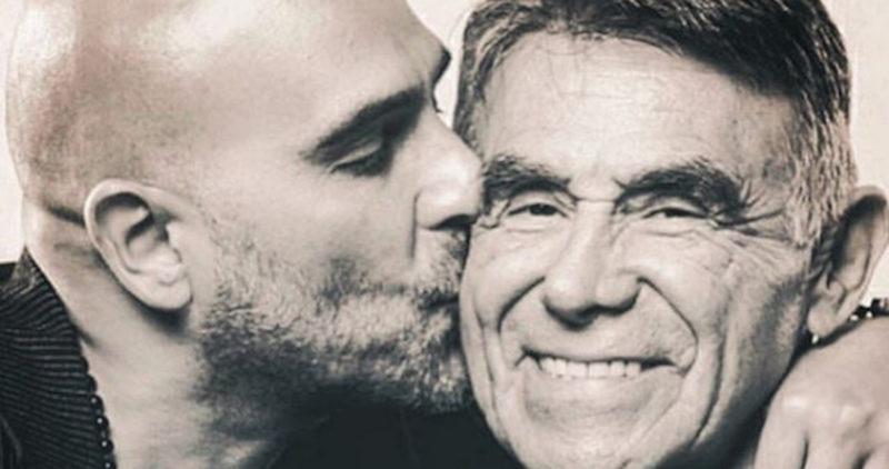"""Videos: Héctor Suárez Gomís comparte carta para su papá, hoy fallecido: """"¿qué se hace cuando tienes así de roto el corazón?"""""""