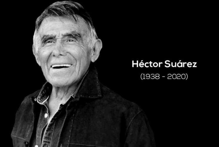 Entrevista inédita: Héctor Súarez, encarnación del alma del barrio