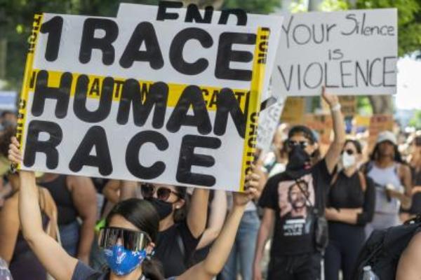 Video: Todos Somos Uno California apoyan al movimiento Black Lives Matter