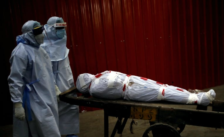 China asegura que informó a EU del coronavirus el 4 de enero