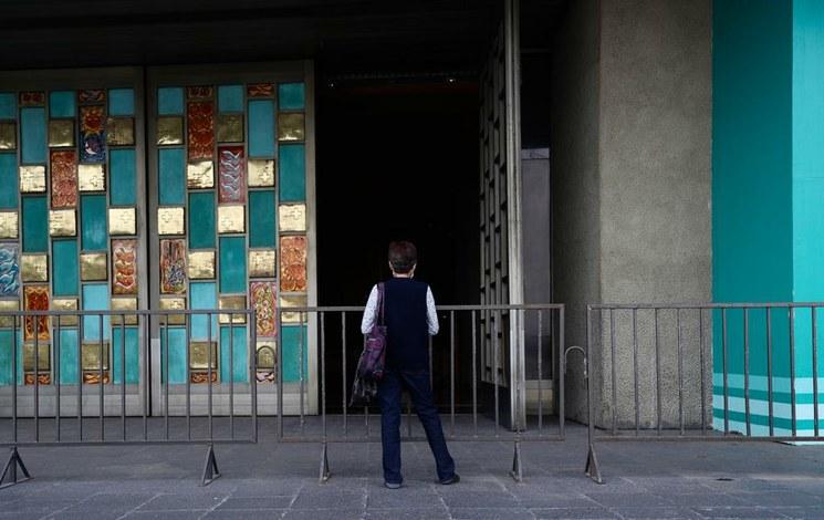 El terremoto causó pequeños daños en museos e Iglesias mexicanas