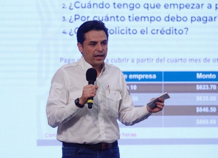 Zoé Robledo, titular del IMSS, da positivo a Covid-19