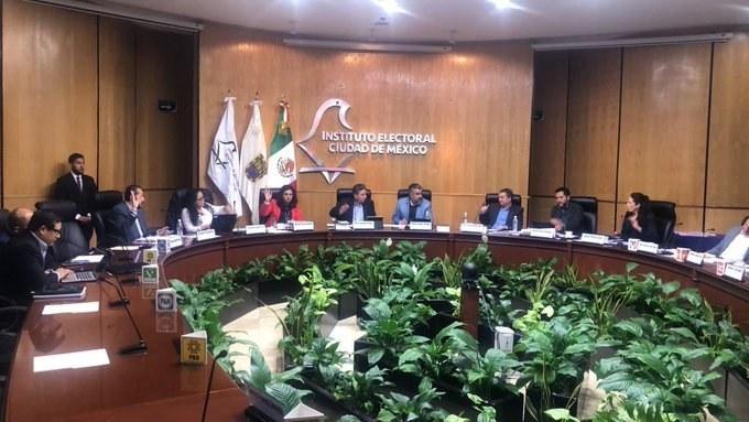 El Instituto Electoral de la Ciudad de México tiene 90 por ciento de avance para implementar la figura de Diputado Migrante