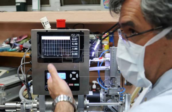 Video: El primer ventilador mexicano, a punto de salir al mercado
